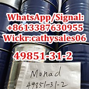 Китай 2-бром-1-фенил-пентан-1-он 49851-31-2 2-бромвалерофенон Москва