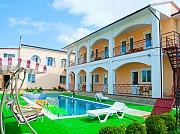 Дом Керчь снять жилье с бассейном у моря Курортное Крым Керчь