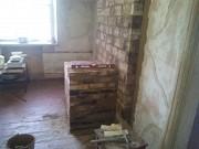Закончил строить новую печь с грубой и дымоходом Макеевка Новорабочий печник Макеевка