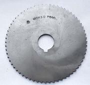 Фреза отрезная 160х3,0х32, Р6М5, тип 2, средний зуб (Z64) Макеевка