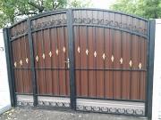 Металлические двери, решетки, ворота, заборы Горловка