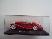 Автомобиль Mercedes Benz 540K 1936 Липецк