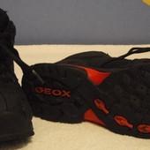 Демисезонные кожаные ботинки Geox (eur 31, uk 12,5 us 13,5, 19 см) Донецк