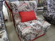 Кресло-кровать на металлокаркасе