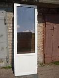 дверь алюминевая Горловка