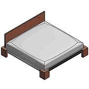 Документация для самостоятельного изготовления двухметровой кровати из бруса 40х40(60) мм. Донецк
