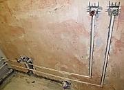 Прокладка труб водоснабжения, отопления. Канализация в Донецке. Донецк