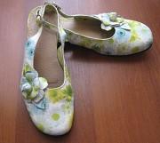 Туфли «Зебра» на дев. р.32 Луганск