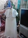 Бальное платье (меховая пелеринка в подарок)