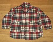 Рубашка теплая (шерсть), клетка р.122 Луганск