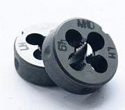 Плашка левая М10х1,5LH, 9ХС, 38/11 мм, основной шаг, ГОСТ 9740-71 Макеевка
