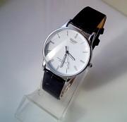 Кварцевые часы , кожаный ремешок, #200 Донецк