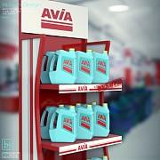 Рекламные торговые стойки от Bendvis Славянск