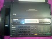 Продам факс Панасоник 30, с автоответчиком кассетным, программируемый, есть громкая связь, проводной Енакиево