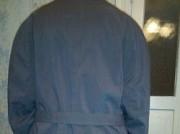 Продаётся новый мужской плащ, цвет тёмно - серый. Донецк