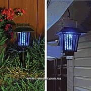Лампа для уничтожения комаров и мух самая эффективная Антрацит