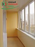 Остекление балкона, лоджии. Краснодар