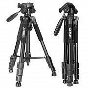 Штатив для фотоаппарата - Zomei Z666 + чехол, профессиональный