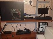 Ремонт компьютеров, установка программ, настройка оборудования Сочи