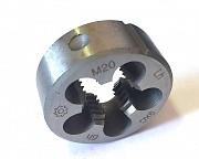 Плашка левая М20х2,5LH, 9ХС, 45/18 мм, основной шаг, ГОСТ 9740-71. Донецк