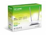 Маршрутизатор WiFi роутер TP-LINK TL-WR840N в Донецке Докучаевск