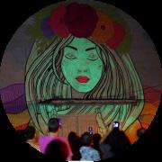 Люминесцентная краска для фасадных работ Acmelight Façade Нефтеюганск