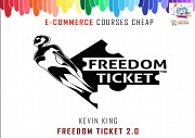 Kevin King - Freedom Ticket 2.0 - E-Comerrce Advanced Courses Москва