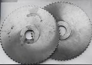 Фреза отрезная 200х4,5х32, Р6М5, тип 2, средний зуб (Z64), 2254-1338 Макеевка
