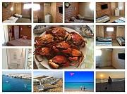 Оленёвка Окуневка отдых частный сектор база отдыха в Крыму у моря Черноморское