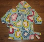 махровый детский халатик для девочки Луганск