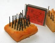 Сверло твердосплавное 1,3 мм, ВК-6М (монолитное), 30/10 мм, утол. хв. 2,0 мм Донецк