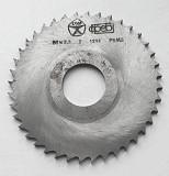 Фреза отрезная 80х2,5х22, Р6М5, тип 2, средний зуб, (Z48) Макеевка