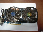 Видеокарта Gigabyte PCI-Ex GeForce GTX 660 2GB GDDR5 (192bit) windforce Донецк