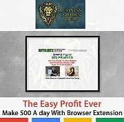 The Easy Profit Ever - Make 500 A day With Browser Extension - Digitalmarketing Courses Cheap Москва