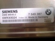 Блок управления двигателем BMW Е-60 DME MS 45.0 Донецк