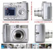 Цифровой фотоаппарат Canon PowerShot A520 Донецк