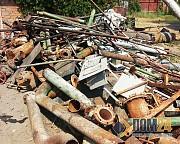 Прием металлолома, Покупка и Вывоз металлолома, Резка металла Москва