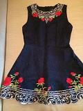 Продам платье эксклюзив нарядное. Донецк