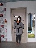 КАРДИГАН серый без этикетки р-р универсальный 44-48 с поясом Макеевка