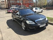 Mercedes S 500 long 4matic