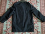 Продаётся мужская чёрная куртка. Донецк