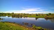 Участок 2 Га. на берегу р.Утроя с идеальным подъездом Псков