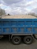 Песок, щебень, граншлак, шлак с доставкой от 5 до 28 т Донецк