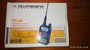 Радиостанция QUANSHENG TG-6A (UHF 400-470Mhz) ( рация Донецк