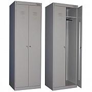 Шкафы для одежды, Шкафы для раздевалок из ДСП, Металлические шкафы Екатеринбург