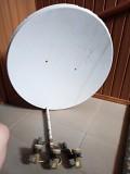 Спутниковая антенна на 3 головы D 0,85 м. Донецк