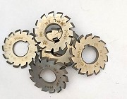 Фреза дисковая модульная М1; Р6М5, угол 20°, к-т из 8 шт, 50х19 мм, ГОСТ 10996-64 или ОСТ 2.И41-14-8 Донецк