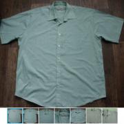 Мужская рубашка большого размера 150 руб. Донецк