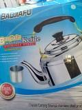 Чайник нерж Baojiafu 3 литра с ситом