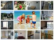 Пансионат Канака в Крыму снять жилье на море Алушта